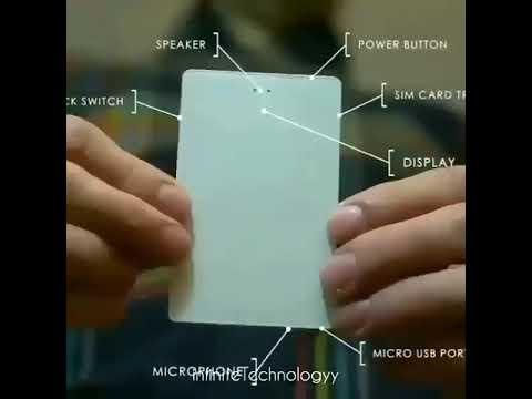 Tiny phone