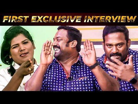 'Maari 3-la Kandipa Naanga Irukkom' - Robo Shankar & Adithaangi Vinoth Fun Interview   RS 90