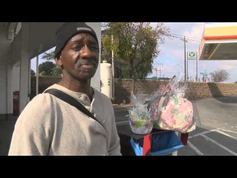 """We Are Fresno """"Homeless Poet"""""""
