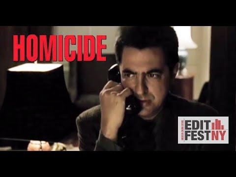 """Barbara Tulliver, ACE Talks About the Importance of Match Cuts and Rhythm from """"Homicide"""""""