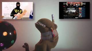 Watch Dinosaur Laser Fight!!!