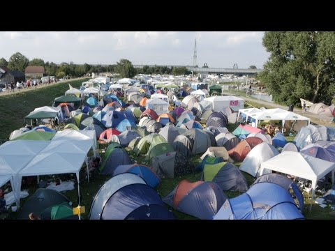 Frequency Festival: Welcher Camper-Typ bist du?
