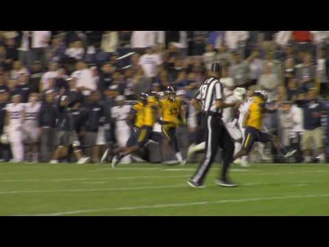 BYU postgame: Jamaal Williams scores 5 TDs, runs for 286 yards vs. Toledo