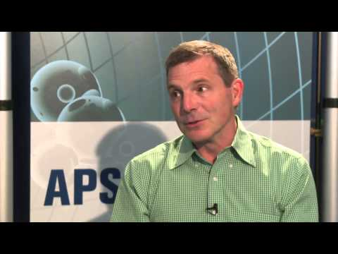 Interview with Dr. Daniel Fisher at APS March Meeting 2013