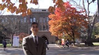 北海道大学総合博物館 津曲敏郎館長挨拶