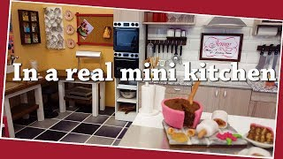 Channel TRAILER - Jenny's mini cooking show , tiny cooking , mini cake, mini food