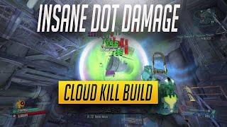 AMARA'S NEW BEST CLASSMOD?// CRAZY DOT DAMAGE // Cloud Kill Build