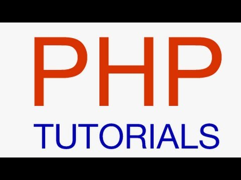 Php tutorial - Pass by value vs pass by reference