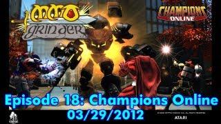 MMO Grinder: Champions Online (Episode 18)
