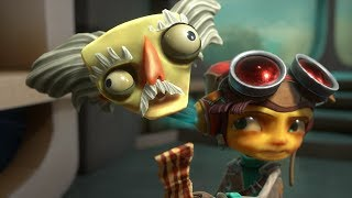 PSYCHONAUTS 2 - Official First Trailer ¦ The Game Awards 2018 (PS4, XBOX ONE, PC)