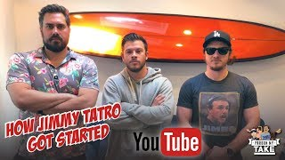 How Jimmy Tatro Blew up on Youtube & Why He's Done with it Now