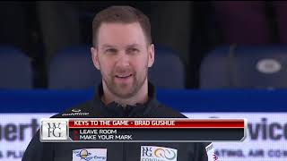 2018 World Financial Group Continental Cup of Curling - Gushue vs. Ulsrud - Skins Final