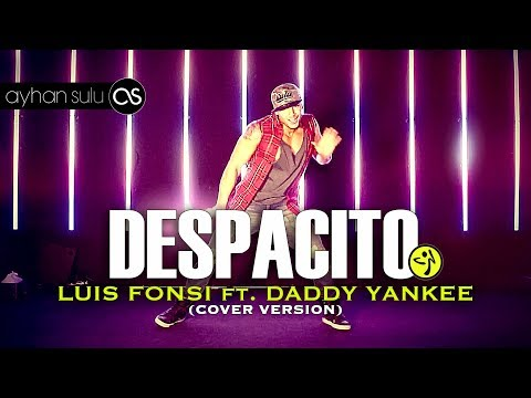 Zumba DESPACITO - LUIS FONSI (Cover) // by A. SULU