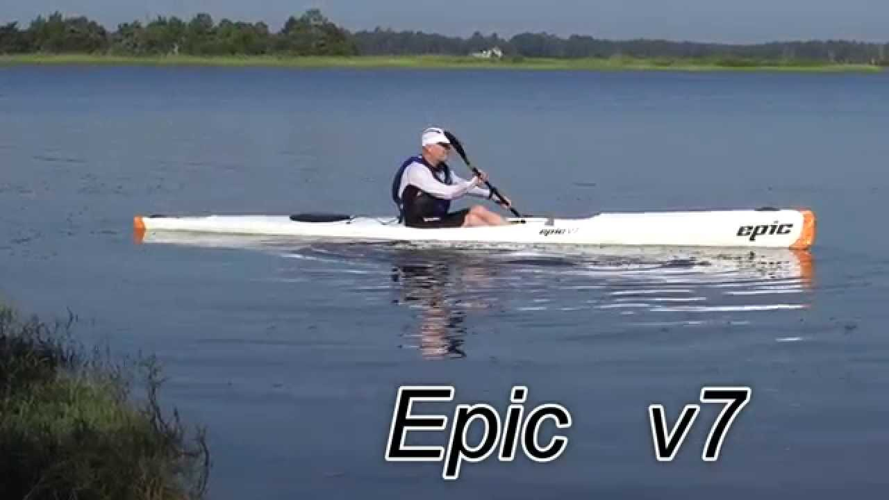 Epic V7 Surfski