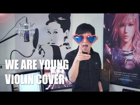 FUN - We Are Young - Jun Sung Ahn Violin Cover