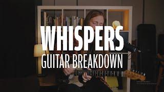 THE VINTAGE CARAVAN - Whispers (Guitar Breakdown) | Napalm Records