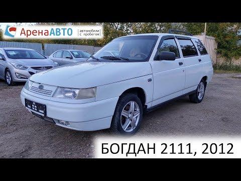 Богдан 2111, 2012