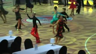 Dance Don Cup 2017 - Юниоры-1 - 1/2 ча ча ча