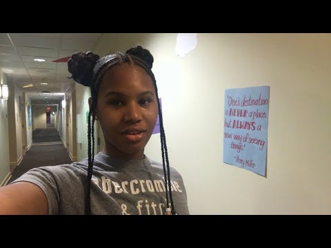 College Vlog #1:Move In Day Valdosta State University