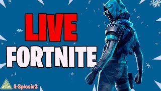 🔴 NOUVEAU SKIN! Gameplay Fortnite! (Kort Stream) En direct ( Dansk - France Joueur Pro
