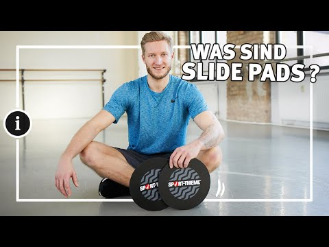 "Video: Sport-Thieme® Schul- und Vereinsset ""Flow Slide Pads"""