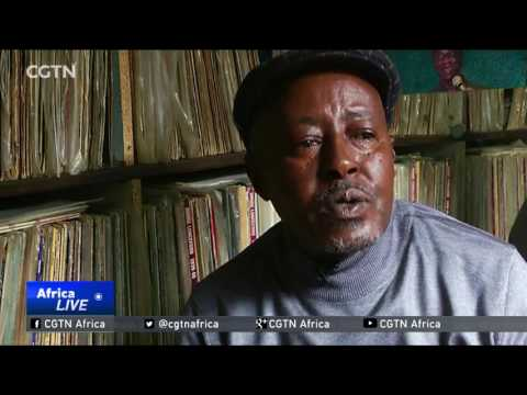 Vinyl collector has been amassing African music for decades