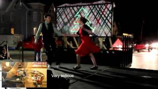 Best Proposal 2016 - Christmas Swing Dance & Sign