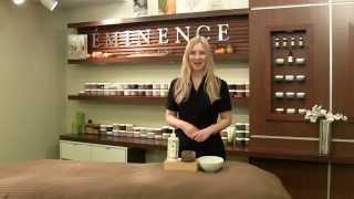 Mixology Monday - Lemon Cleanser & Pear & Poppy Seed Microderm Polisher - Eminence Organics Thumbnail