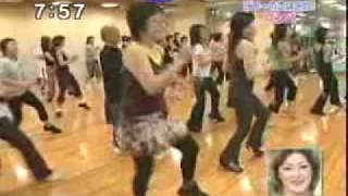 楽しく痩せるダイエットエクササイズ『ZUMBA(ズンバ)』!