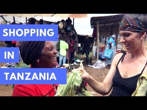 SHOPPING AT MAIMORIA IN MOSHI TANZANIA, AFRICA | VLOG 40