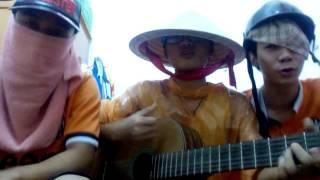 Đậu nành chiều mưa(giọt lệ đài trang)-guitar cover
