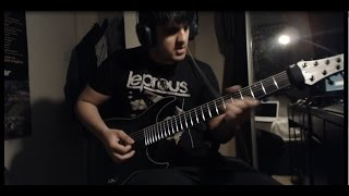 Leprous - Foe (Guitar Cover)