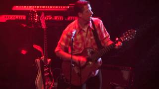 "Calexico ""All systems red"" live @Paradiso Amsterdam"