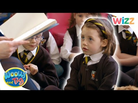 Woolly and Tig - School Day | Full Episodes | Toy Spider | Wizz | TV Shows for Kids