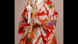 演歌尺八 リンゴ追分 カバー Enka Shakuhachi Ringo Oiwake Cover