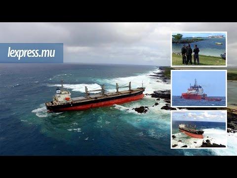 MV Benita: récit d'un naufrage