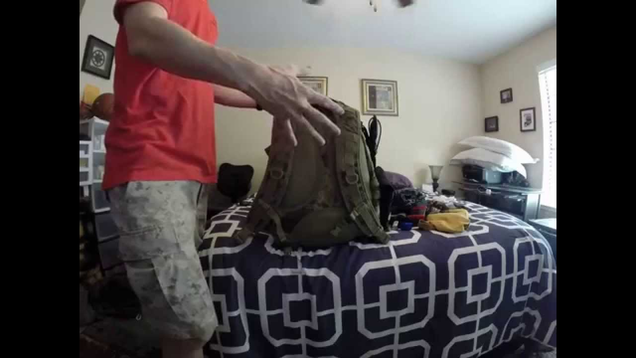 7400b8d384 SOG Opord Day Pack review - YouTube