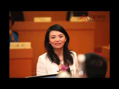 Prof. Katherine Xin on Global-Local Talent