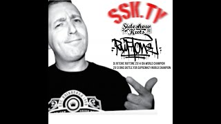 DJ Ritchie Ruftone DMC Battle For World Supremacy Champion 2013 Side Show Kuts TV