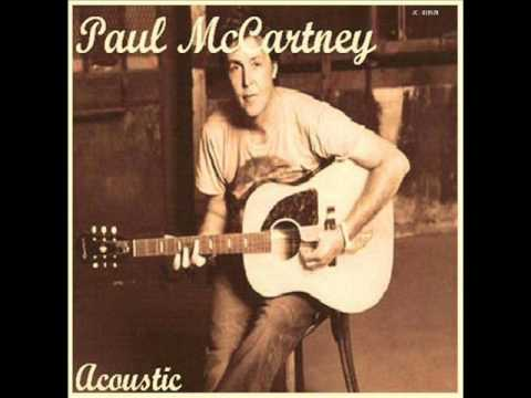 Paul McCartney - Mother Nature's Son (acoustic)