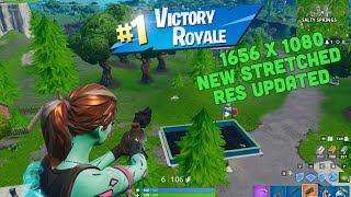 How To Get Stretched Resolution On Fortnite [2019] UPDATED