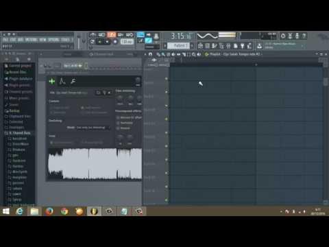 dj remix ridwan fl studio 2017 blora lagu ojo salah tompo Ndx Aka