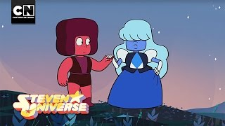 """Ruby & Sapphire's Fusion"" 