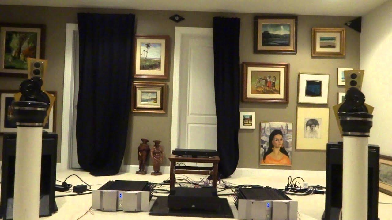 New Linkwitz Speaker - The LXmini