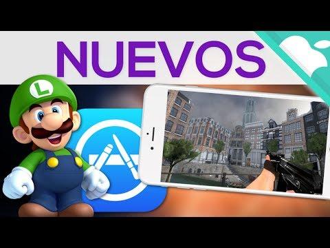 MEJORES JUEGOS para iOS | NUEVOS #18
