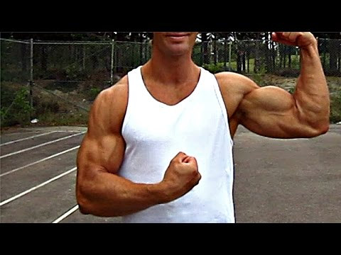 Bodyweight Biceps Workout - Exercises & Routines (Calisthenics)