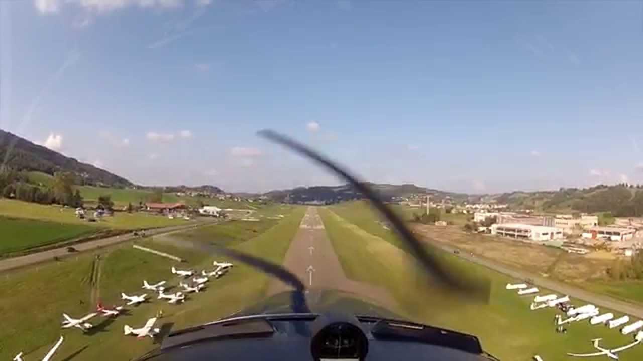 Aeroporto Elba : Atterraggio all aeroporto di pavullo lidp rwy youtube
