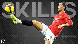Cristiano Ronaldo ►Legendary Skills For Manchester United