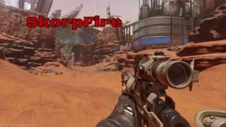 Sniper Montage Call of duty Infinite Warfare