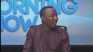 Presidential Candidate of the AAC, Omoyele Sowore speaks on several current affairs issues